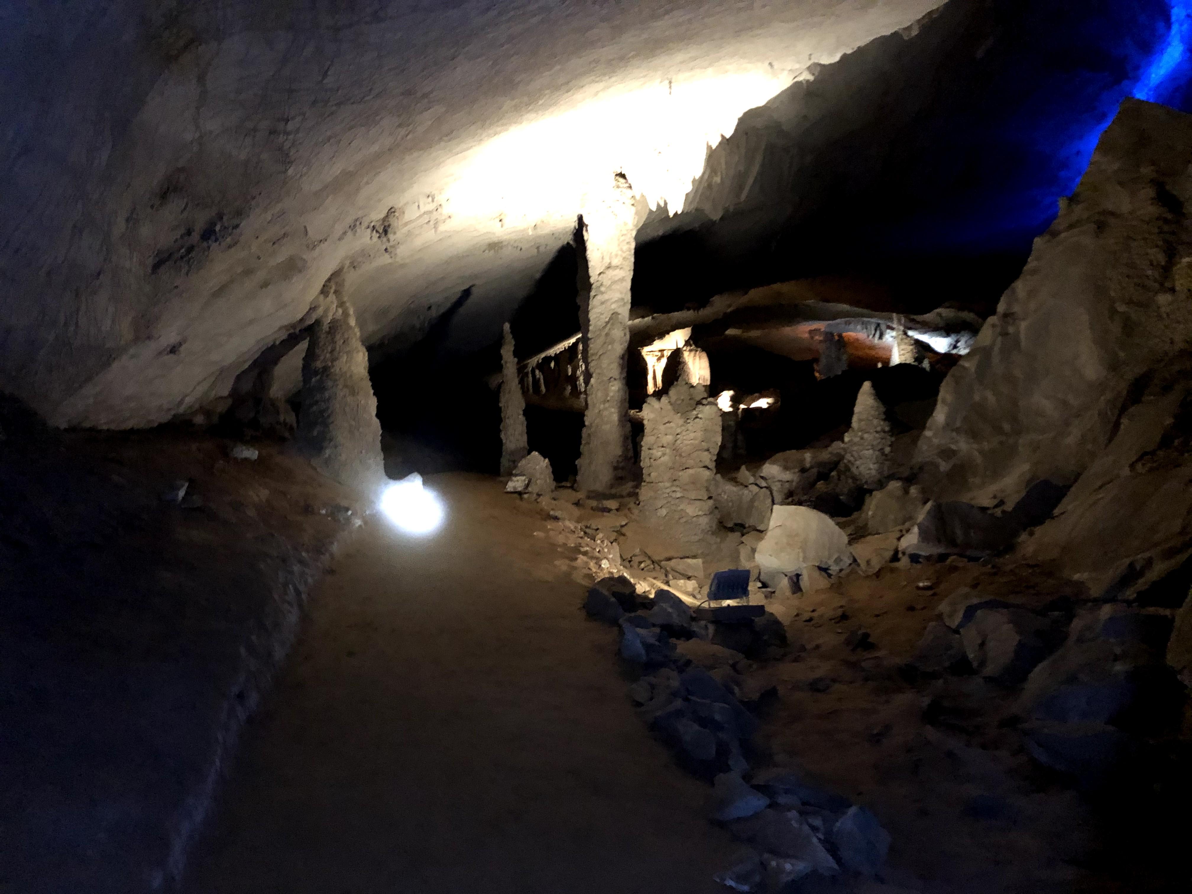【ラオス観光】コンロー洞窟